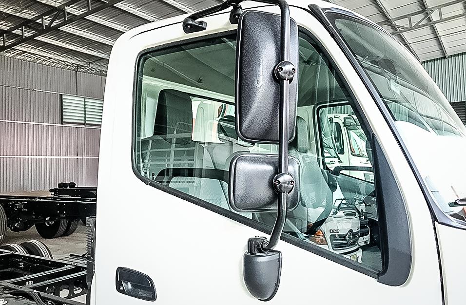 Gương chiếu hậu Xe tải hino XZU730 thùng mui bạt