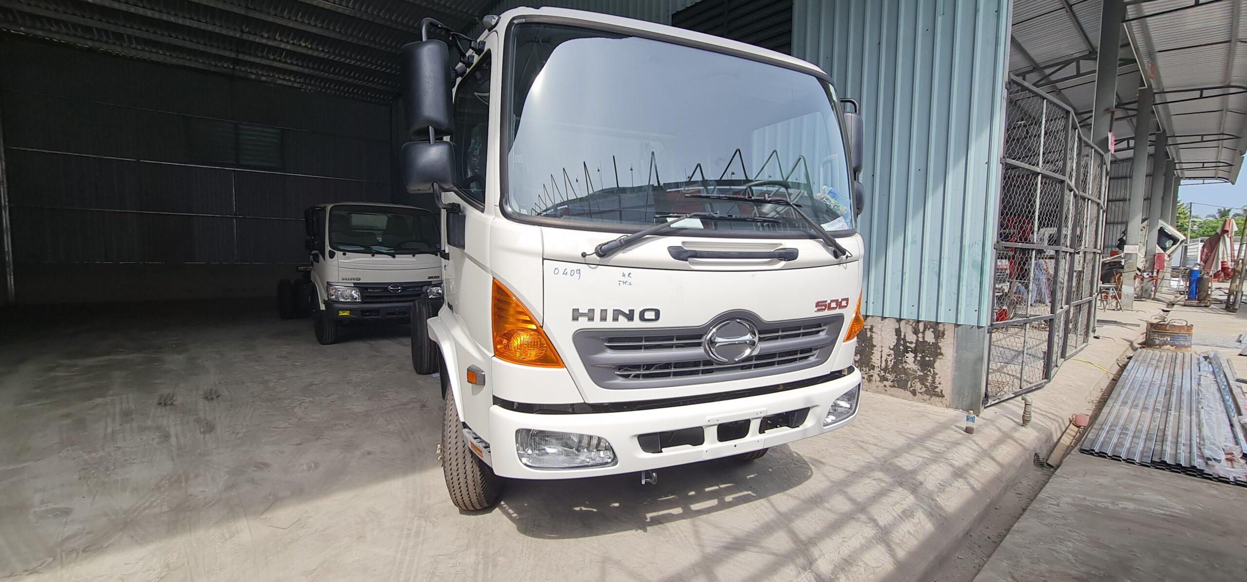 Hino FC9JLTC