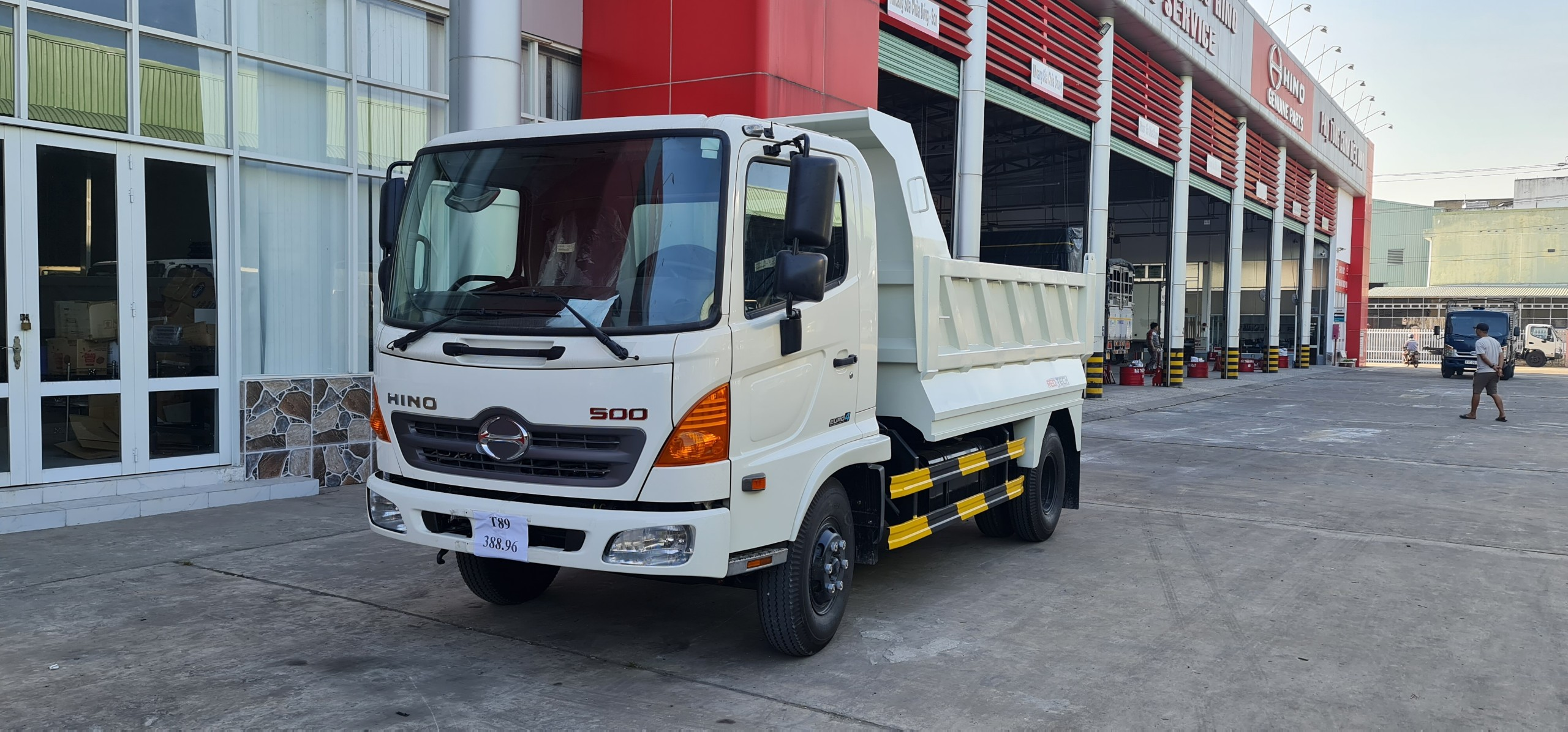 Xe tải FC9JETC